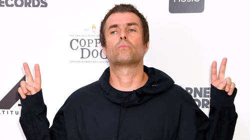 "Liam Gallagher - ""Why Me? Why Not"""