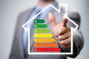 97% of homes built between 2015 and 2019 were given an 'A' rating, new CSO figures show