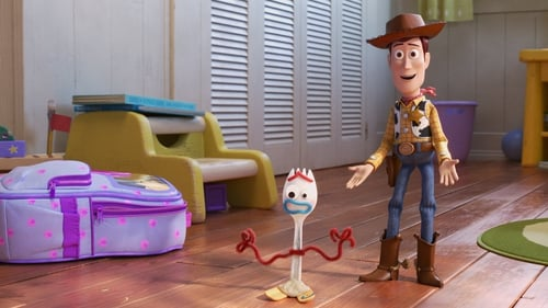 Forky and Woody provide some dark laughs and hopeful tears