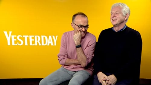 "Danny Boyle and Richard Curtis: ""We're more like the Cannon and Ball of film making."""