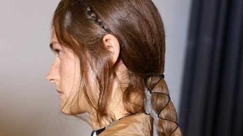 Experts talk Katie Wright through the prettiest plaits, inspired by the SS19 catwalks.