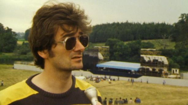 Lord Mount Charles, owner of Slane Castle (1984)