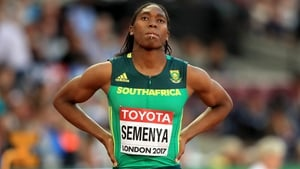 Semenya is appealing the Court of Arbitration for Sport (CAS) ruling on 1 May that supported the IAAF's regulations