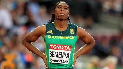 'I am very disappointed by this ruling, but refuse to let World Athletics drug me or stop me from being who I am'