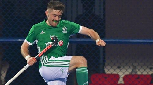 Shane O'Donoghue broke the 100-goal mark for Ireland