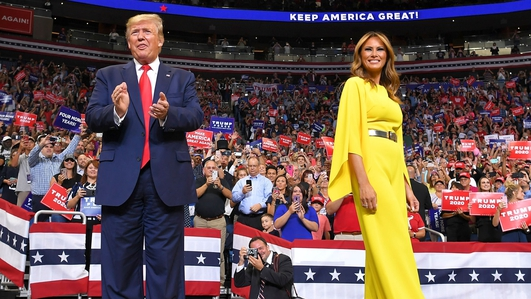 Trump launches 2020 bid vowing to 'keep America great'