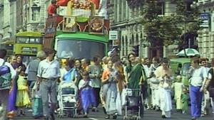 Hare Krishna Parade