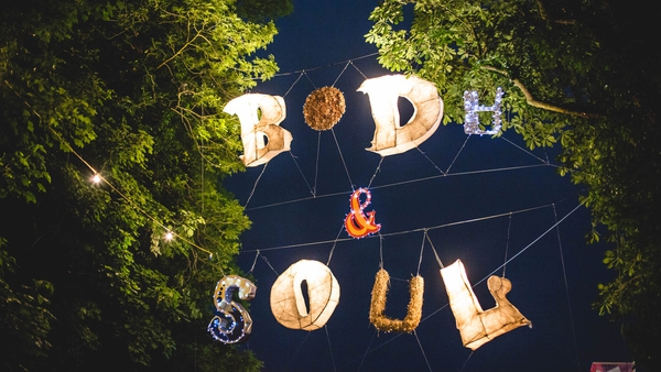 Body&Soul takes place from June 21 to 23 at Ballinlough Castle in Westmeath