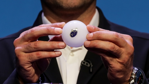 European Champions Cup Draw Takes Place