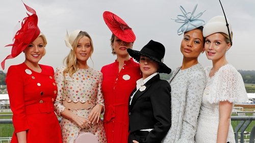 The Irish made quite the impression at Royal Ascot. Photo: Getty.