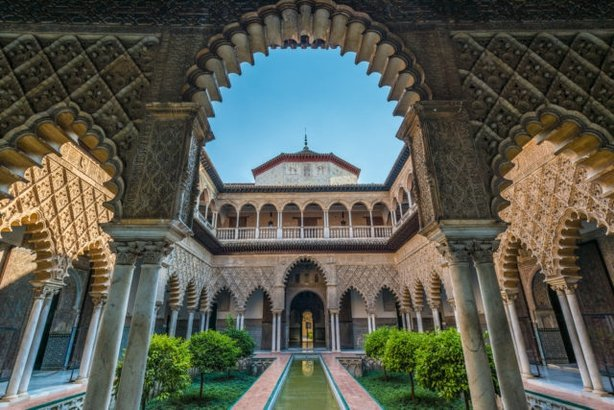 Game Of Thrones fans may recognise the city's Real Alcázar (Turismo de Sevilla/PA)