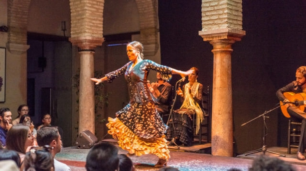 Emotions are on show at the Museo del Baile Flamenco (Turismo de Sevilla/PA)