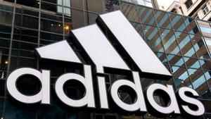 Adidas said it is expecting strong demand for new products despite ongoing lockdowns in Europe, supply chain challenges and political tensions