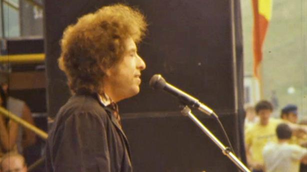 Bob Dylan at Slane (1984)