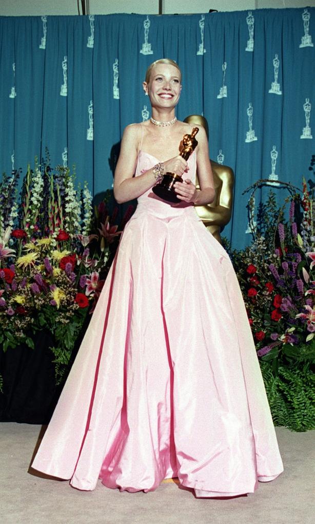 Gwyneth Paltrow wins Best Actress for Shakespeare in Love (Peter Jordan/PA)