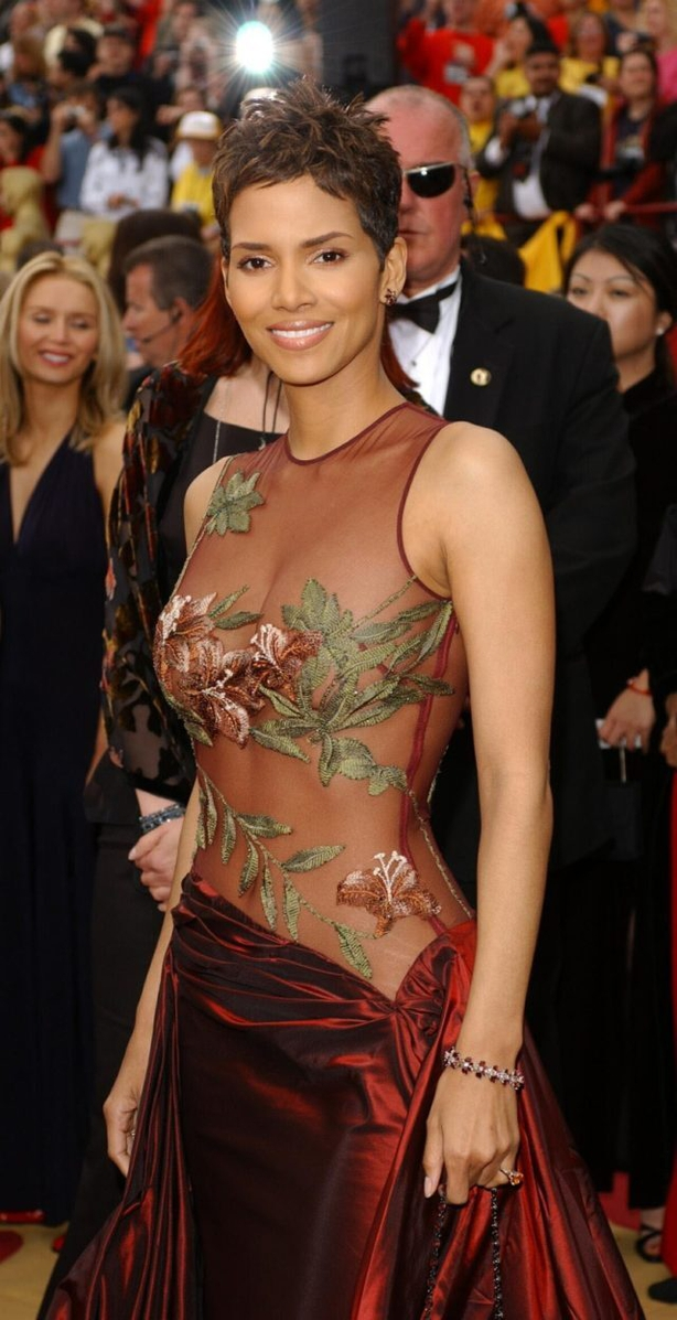 Halle Berry Jung