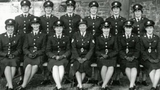 Women Gardaí, the class of 1959
