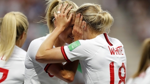 England finished the group with three wins