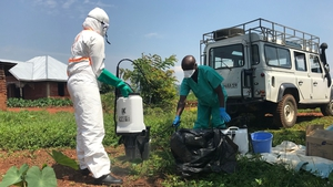 The haemorrhagic virus outbreak has largely been contained in remote parts of DR Congo