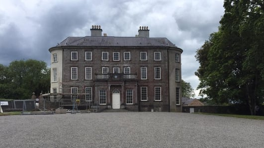 Former home of Lord President of Munster opens its doors to the public
