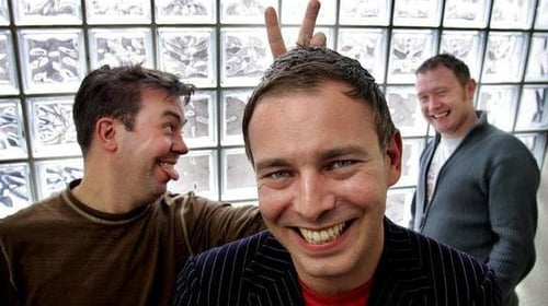 John Rice, Alan Shannon and Mark Cumberton founded Jam Media