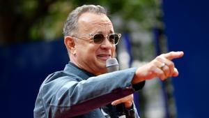 Tom Hanks is a big fan or Ireland