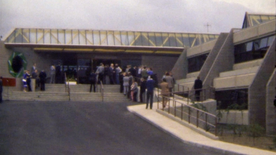 ANCO Training Centre in Letterkenny (1984)