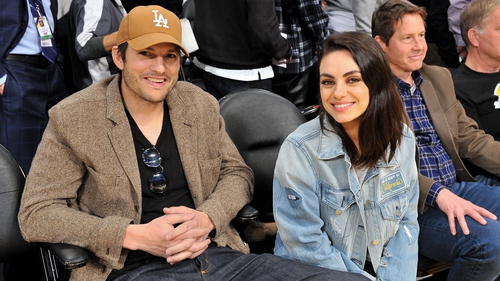 Ashton Kutcher and Mila Kunis address split rumours with hilarious video