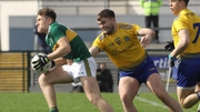 Dara Moynihan in action against Roscommon during the league