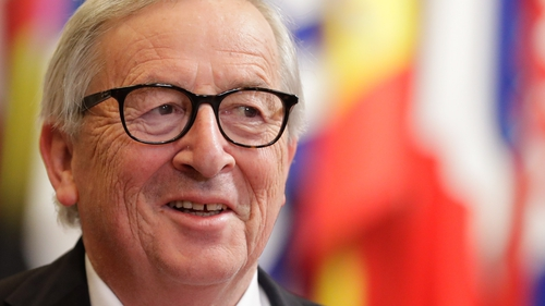Jean-Claude Juncker: 'I note with satisfaction, amusement and, yes, pleasure that it seems it is not easy to replace me'
