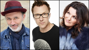 Tommy Tiernan, Jason Byrne & Deirdre O'Kane will headline All Together Now's comedy stage