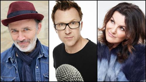 Tommy Tiernan, Jason Byrne & Deirdre O'Kane will headline All Together Now's comedy stage