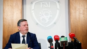 Donal Conway is the current FAI President