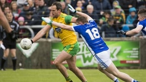 Donegal captain Michael Murphy is likely to be key figure yet again on Sunday