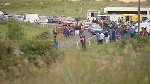 Donegal Rally: One man seriously injured