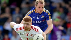 Cathal McShane was Tyrone's goal-scoring hero