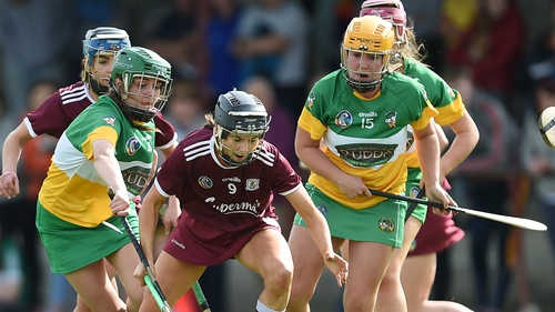 Offaly proved no match for Galway