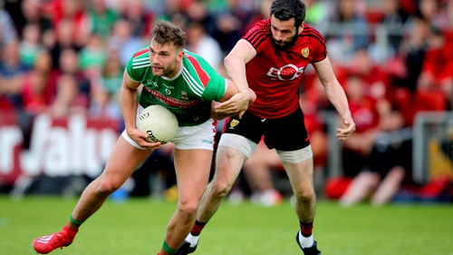 Mayo are safely through to the next round