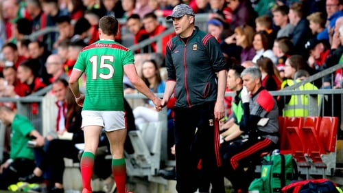 Mayo manager acknowledges the impact of Andy Moran against Down