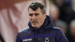 Roy Keane spent just five months at the City Ground