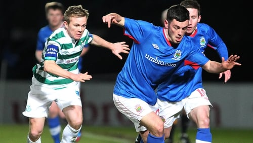 Shamrock Rovers and Linfield could be a regular fixture on the Irish football calendar