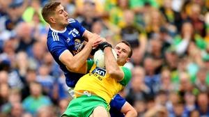 Cavan and Donegal clash at Clones