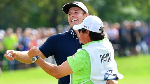 Pavan wins BMW International Open after playoff