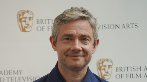 """Martin Freeman: """"It wasn't an easy 'yes'. I went to New Zealand in January 2011 and my last day was July 2013 - two-and-a-half years between the beginning and the end."""""""