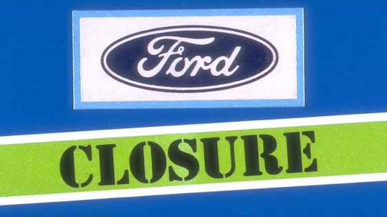 Ford Closure (1984)