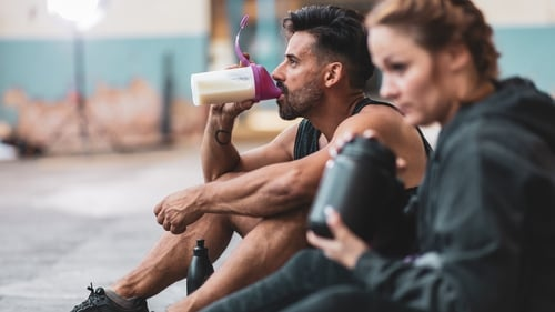 A new study says protein shakes might not be the best choice for exercise recovery - so what is?