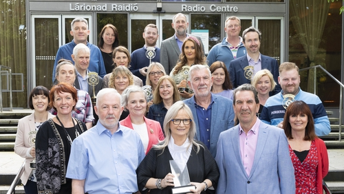 A big win for RTÉ Radio!