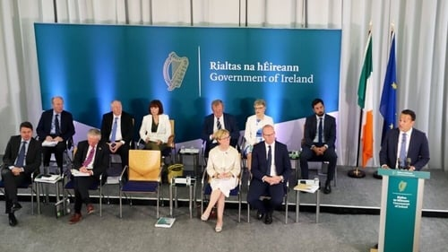 The people charged with implementing the Climate Action Plan to move Ireland from worst-in-class for climate action measures