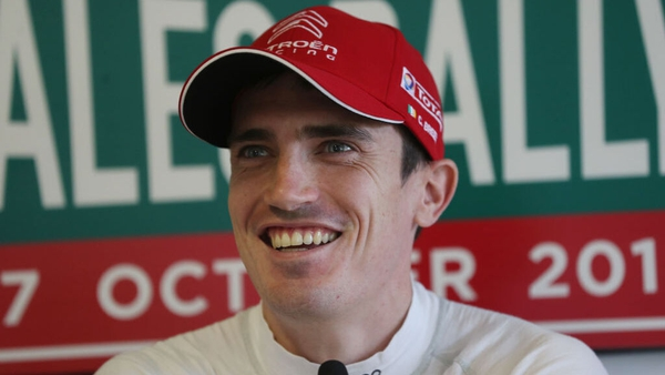 Breen lost his Citroen seat at the end of last season