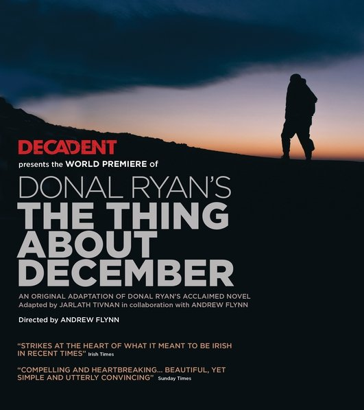 "Review:  ""The Thing About December"" by Decadent Theatre"